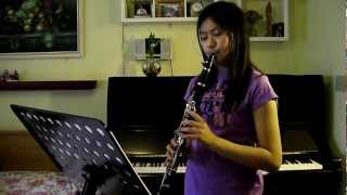 A Whole New World Clarinet (From Walt Disney's Aladdin