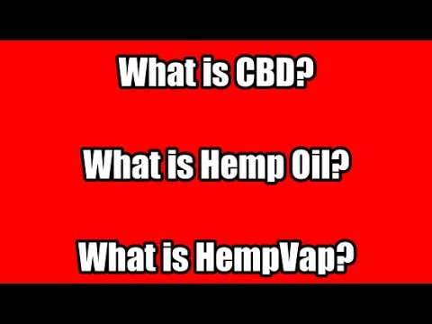 Hemp MLM Opportunity of a Lifetime | CBD Rich Hemp Oil Based MLM Opportunity