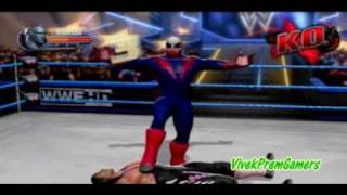WWE All Stars SUICIDE CAW With Formula + Gameplay