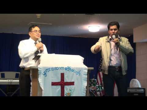 Rev. San Toe New Year message 1-5-2014 (1/2)