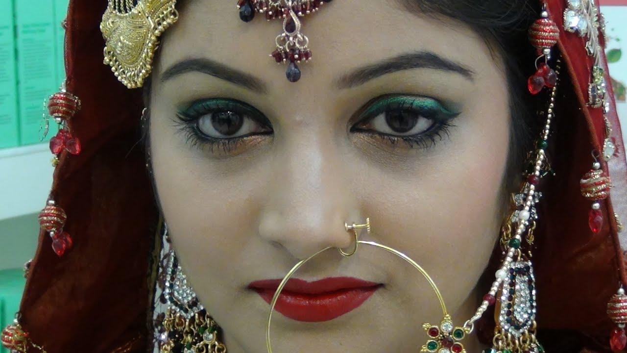 Muslim Wedding Makeup : Muslim Bridal Makeup Tutorial - YouTube