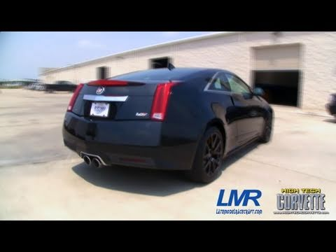 700hp CTS-V Coupe by LMR