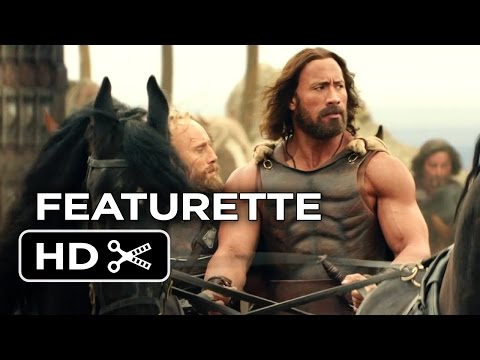 Hercules Featurette - Mercenaries & Madmen (2014) - Dwayne Johnson, Irina Shayk Mythology Movie HD