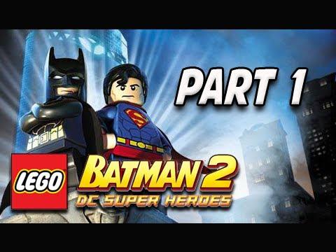 LEGO Batman 2 DC Super Heroes Walkthrough - Part 1 Theatrical Pursuits Let's Play XBOX PS3 PC, LEGO Batman 2 DC Super Heroes Walkthrough - Part 1 Theatrical Pursuit Let's Play XBOX PS3 PC ( Gameplay / Commentary ) http://www.youtube.com/watch?v=R5pl6Kk...