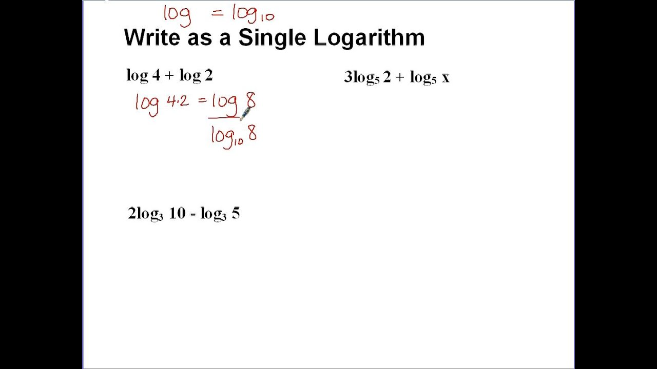 logarithms essay Stuck writing about a logarithms essays find thousands of free logarithms essays, term papers, research papers, book reports, essay topics, college essays.