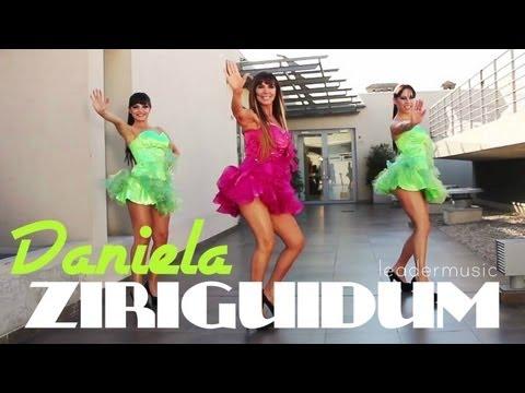 Daniela - Ziriguidum español - portugués [Estreno 2013]