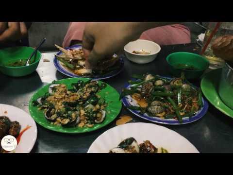 Review Làng Ốc Quận 8 - Thể giới ốc và hải sản