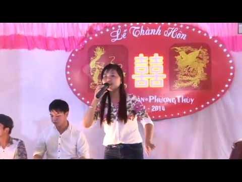 Tàu Anh Qua  Núi - Minh Nguyệt Singer - Áo Cưới SangStudio (Ngã Tư Xuân Mỹ - Nghi Xuân)