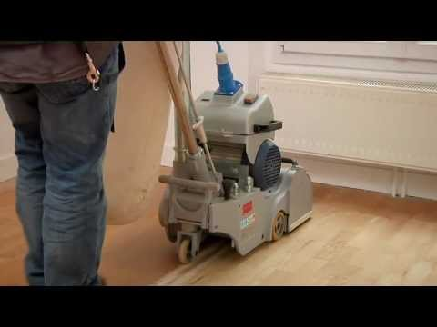 ponceuse parquet loxam youtube. Black Bedroom Furniture Sets. Home Design Ideas