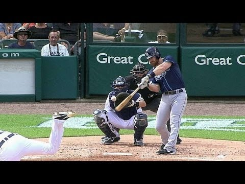 TB@DET: Forsythe goes deep to open scoring