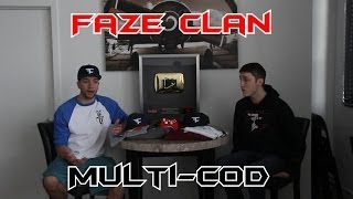 FaZe Clan Multi-CoD Announcement #RELAPSE