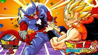 Dragon Ball Z Budokai Tenkaichi 3 Version Latino Final