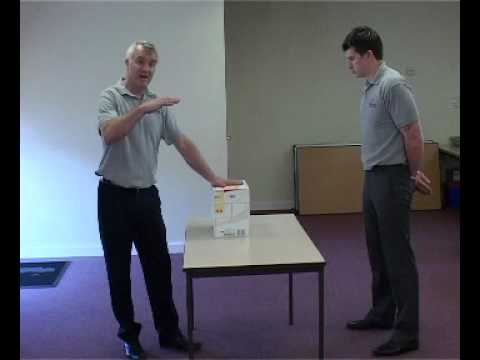 TEAM Safety Services Ltd - Basic Manual Handling
