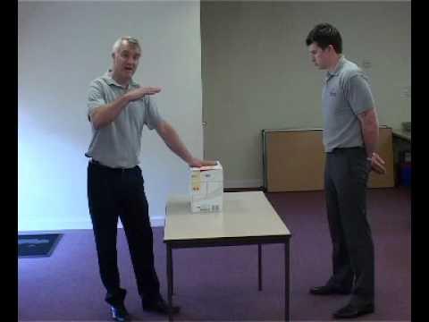 TEAM Safety Services Ltd - Basic Manual Handling