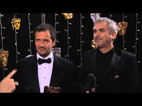 Outstanding British Film BAFTA Winner in 2014 - Gravity