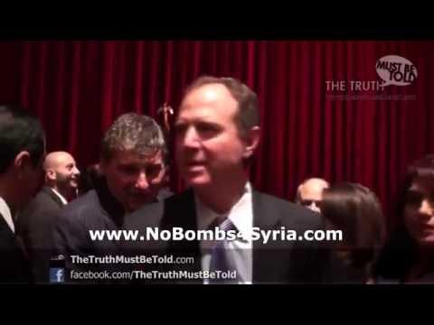 UPDATE: Multiple Attempts to Discuss Syrian Crisis with Congressman Adam Schiff