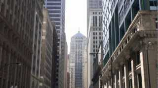 Chicago sightseeing by hop-on hop-off bus
