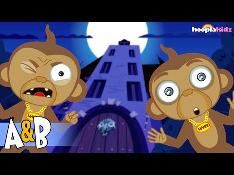 Transylvania - Halloween Special Ep.5 - The Adventures Of Annie & Ben by HooplaKidz in 4K