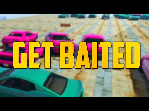 GET BAITED (GTA V Online PC)