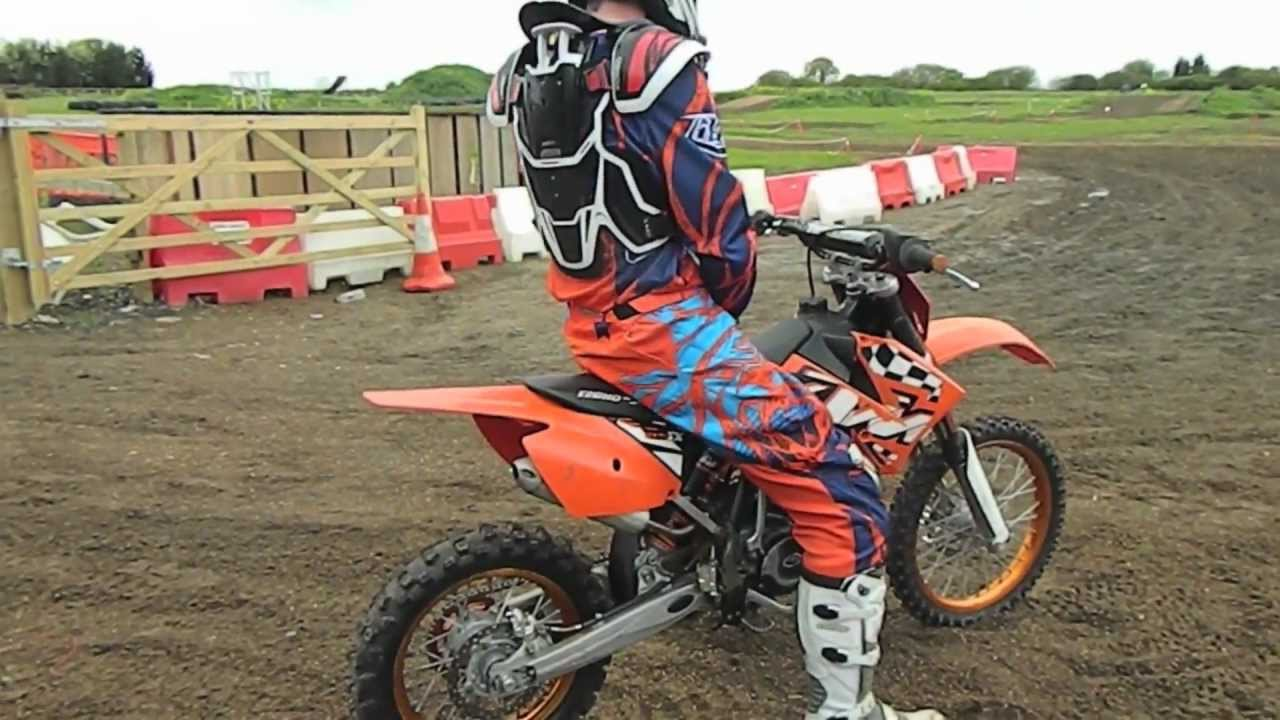 Seat Height Ktm Sx  Small Wheel