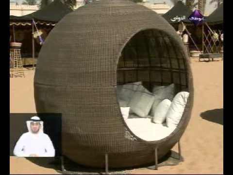 Arabian Nights Village Launch Event coverage - Abu Dhabi TV 25/10/2013 قرية الليالي العربية