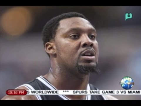 [NewsLife] Champions: Andray Blatche is now Filipino citizen || June 11, 2014