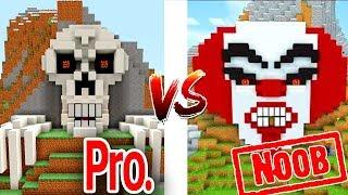 Thử Thách Solo Phá Nhà Của Noob Trong Minecraft