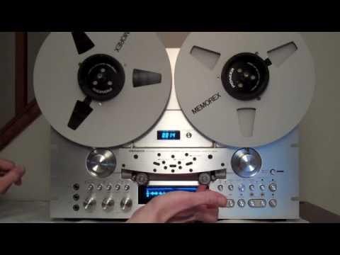 Pioneer RT-909 DEMO