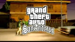 GTA San Andreas Trailer PS2