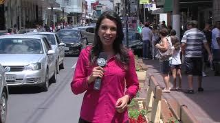 SBT VTV - Conheça a cidade de Serra Negra/SP