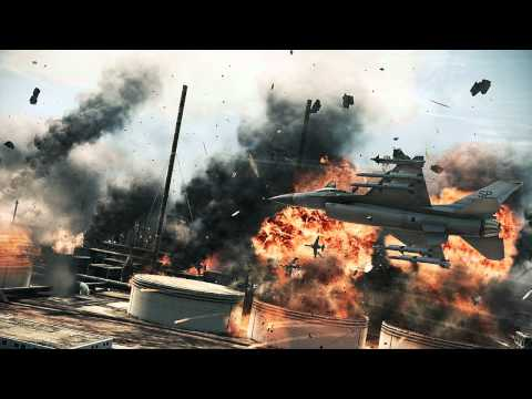 Ace Combat: Assault Horizon OST - Naval Warfare