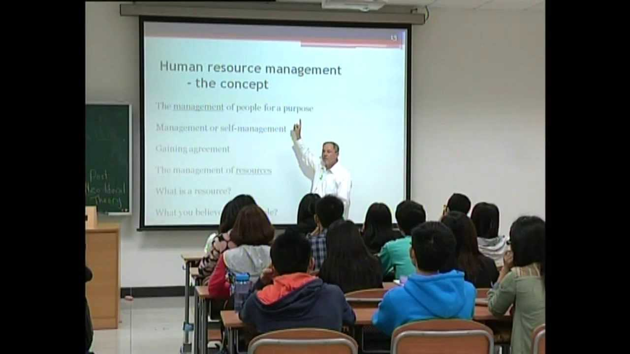 modern practice related to human resources