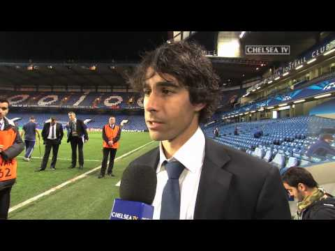 Reaction: Tiago on Atletico