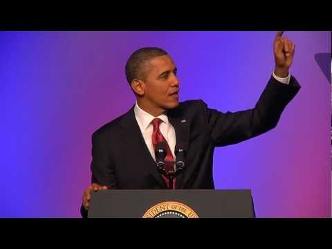 President Obama Addresses UAW - Feb 28, 2012 in DC (HD)
