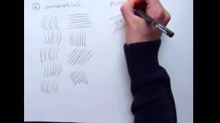 Aprender a dibujar - el trazo