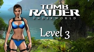 Tomb Raider Underworld Coastal Thailand (Blue Bikini
