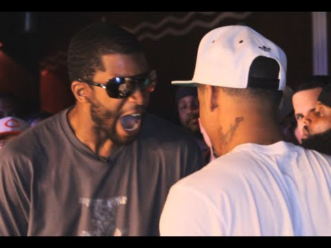 SMACK/ URL PRESENTS QP VS BILL COLLECTOR