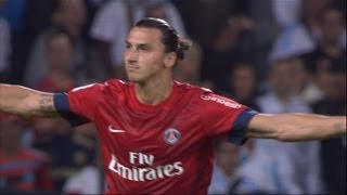 The Incredible Kung Fu Goal Of IBRAHIMOVIC (23') OM-PSG