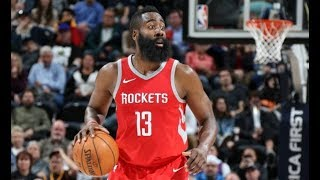 13 for 13: Best of James Harden Off the Dribble During the Rockets' 13-Game Win Streak