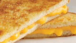 Sandwich de Queso al Grill