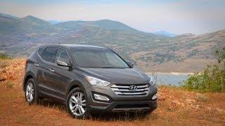2013 Hyundai Santa Fe Review videos