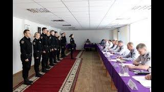 Відбувся персональний розподіл курсантів факультету № 1 ХНУВС