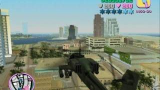 GTA Vice City: All Flying Vehicles Location Guide Part [2