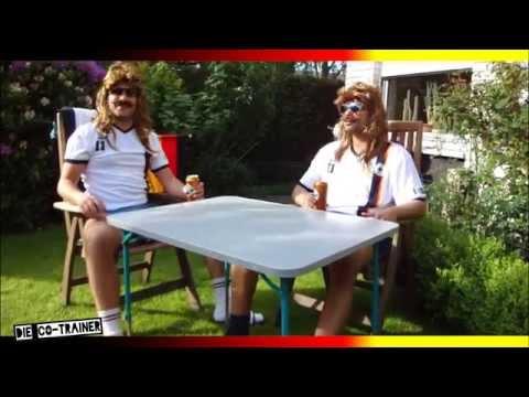 WM Song 2014 - Die Co-Trainer - Deutscheland ist Geil (Hau die Pille in das Netz) * Free Download