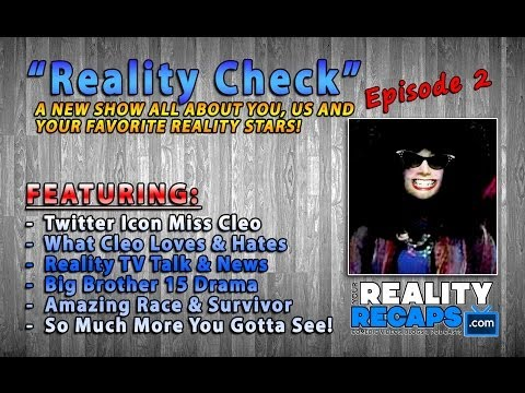REALITY CHECK EP2: Twitter Icon Miss Cleo Reveals Themselves!