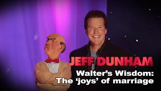 """Walter's Wisdom: The joys of marriage"" 