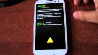 Cómo Hacer Root A Tu Samsung Galaxy SIII (GT-I9300) En 4