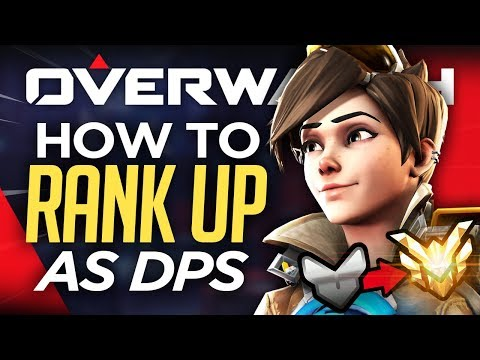 Top 5 DPS Tips For Ranking Up FAST! (Overwatch Guide)