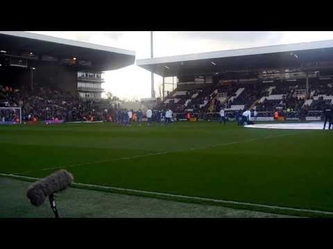 Fulham-Chelsea 1-3 Sat 01 march 2014