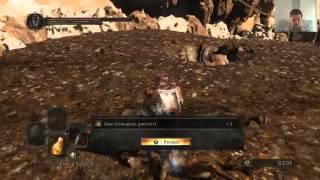Dark Souls 2 Let's Play Guerrier Part 5